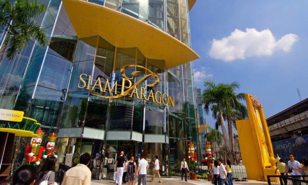 Siam Paragon – The Pride of Bangkok's Shopping Malls