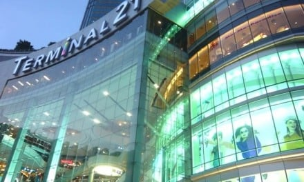 Terminal 21 – Not an Airport But Bangkok's Latest Fashion Destination