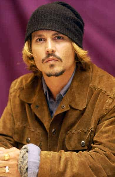 Johnny Depp Fashion Icon - He Knows how to dress  (12)