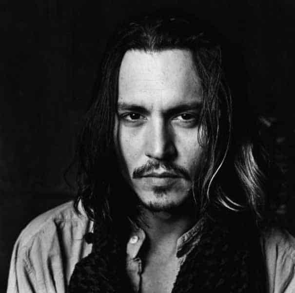 Johnny Depp Fashion Icon - He Knows how to dress  (18)