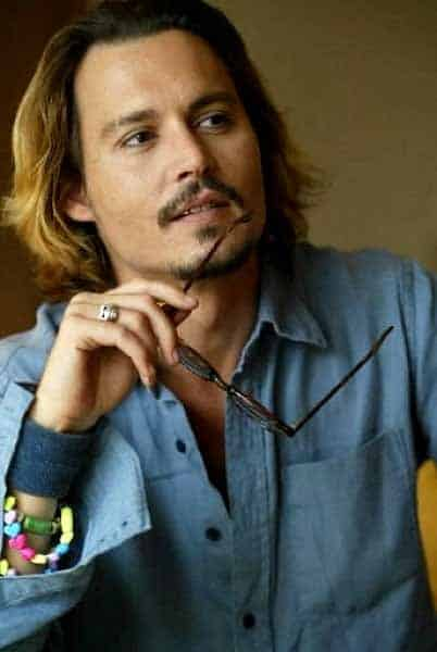 Johnny Depp Fashion Icon - He Knows how to dress  (3)