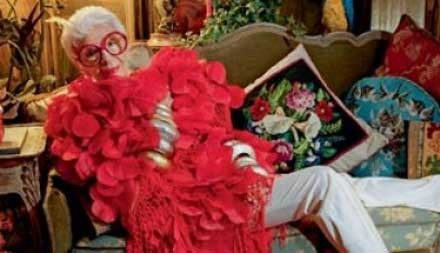 Iris Apfel – Fashion Icon Age Has No Limits