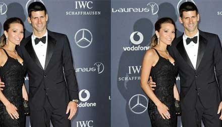 Jelena Ristic – Laureus World Sports 2012 Awards.