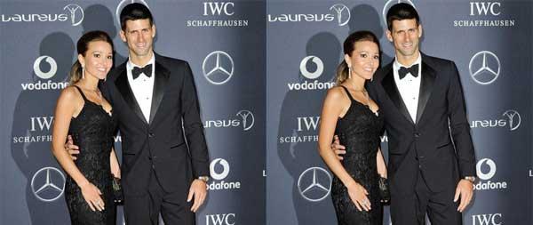 Jelena Ristic – Laureus World Sports 2012 Awards.