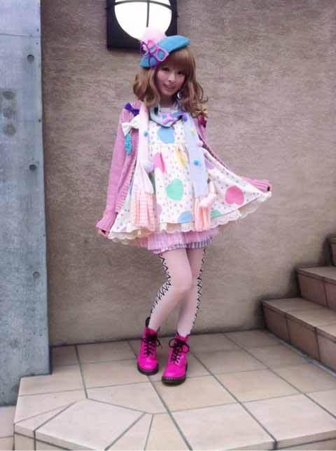 spank Tokyo fashion