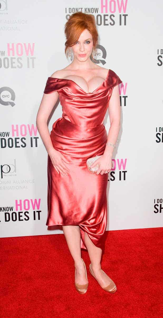 Christina Rene Hendricks - The Plus Size Woman Who Knows How To Dress - gracie Opulanza curves