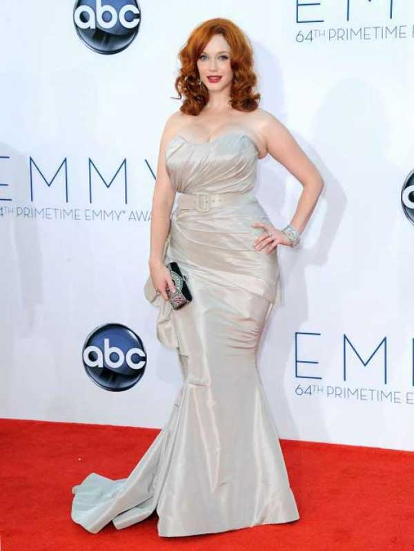 Christina Rene Hendricks - The Plus Size Woman Who Knows How To Dress - gracie Opulanza