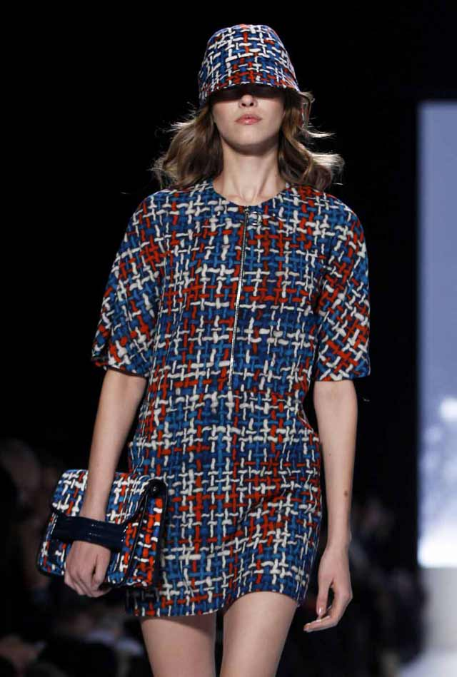 lacoste fall winter 2012 collection - Tweed