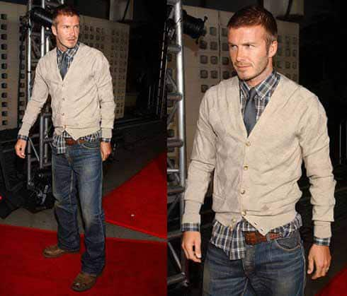David Beckham Fashion Style For Men To Learn By Gracie Opulanza