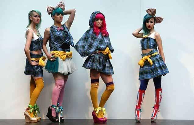Alternative Fashion Week London European New Designers