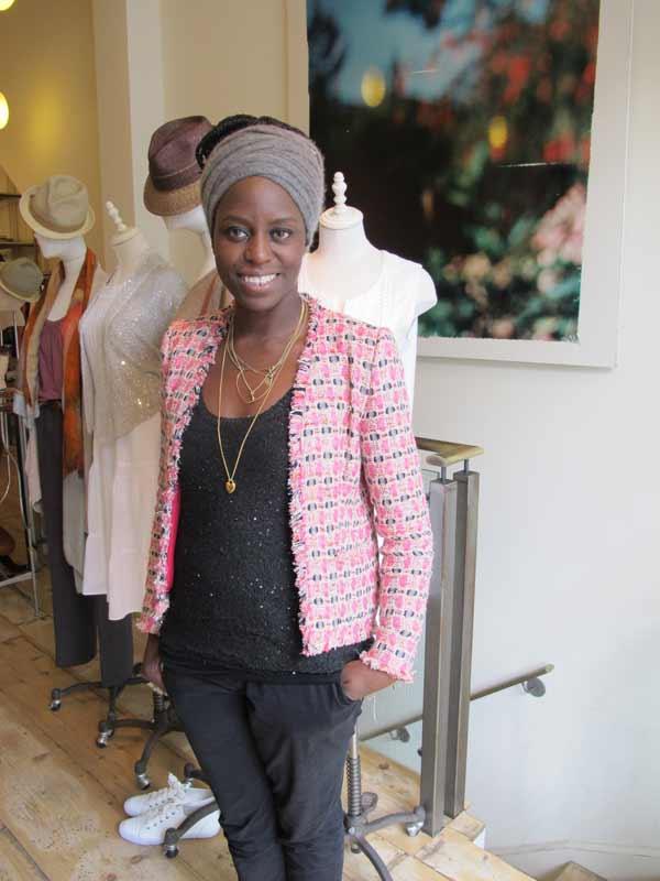 jigsaw womens fashion - Tweed Jacket