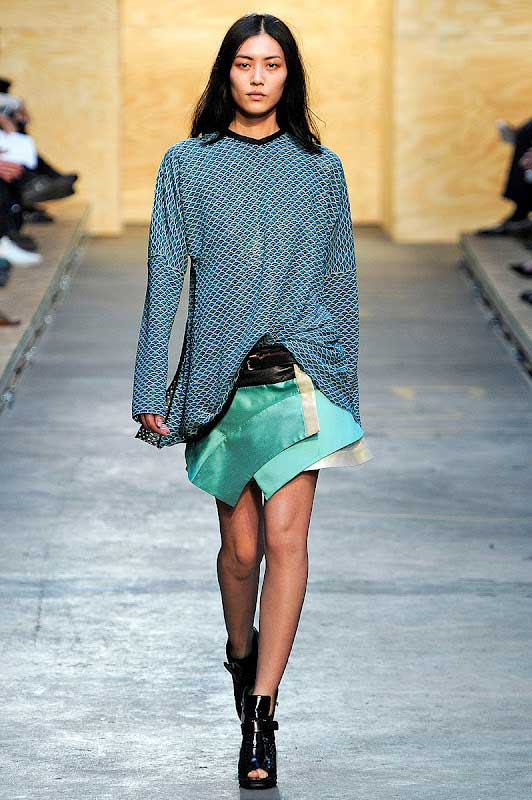 Proenza,Schouler 2012 winter collection