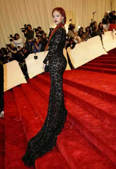 Met Gala - Red Carpet - 2012