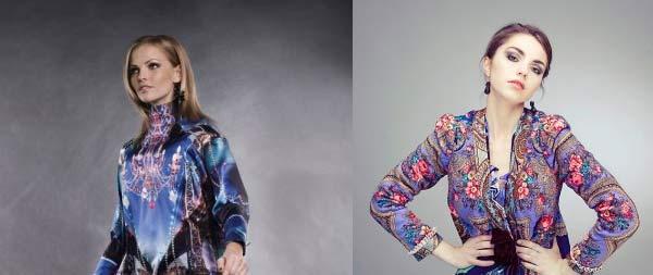 Kristina Goes West – Daiva Urbanaviciute Chic Urban Wear