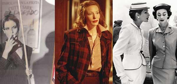 Womens, Pinstripe Suit – How To Wear it?