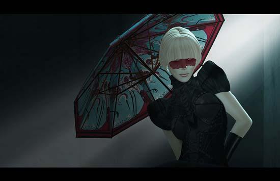 Lollipop Umbrella