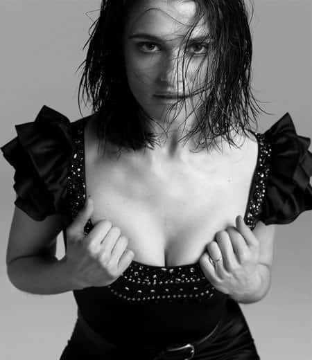 Rachel Weisz black, the bourne legacy
