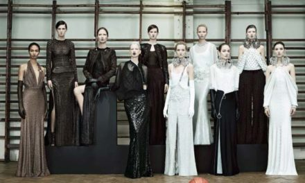 Givenchy – Hollywood Glamour & Rock Chic Fashion