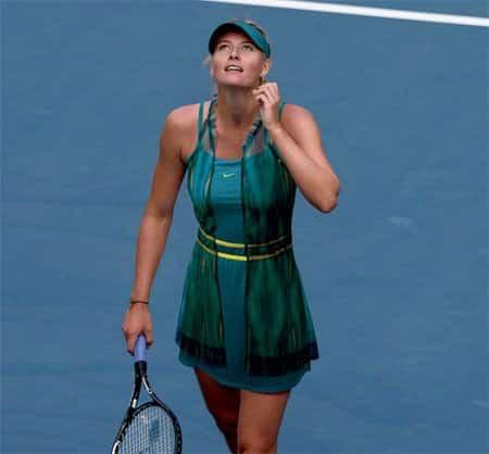 maria sharapova - Australian Open dress