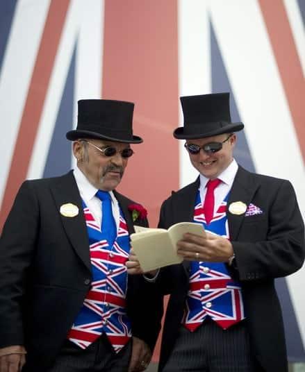 mens hat,royal ascot 2012