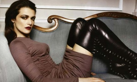 Rachel Weisz – Bonds Woman Is Shaking & Stirring At Forty