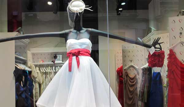 Veneno En La Piel - Wedding dress
