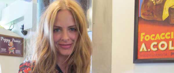 Trinny Woodall – Travel Tips Wearing ZARA