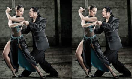 Tango Couture – World Tango Championships 2012