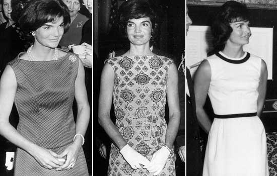 jackie kennedy,1960's fashion