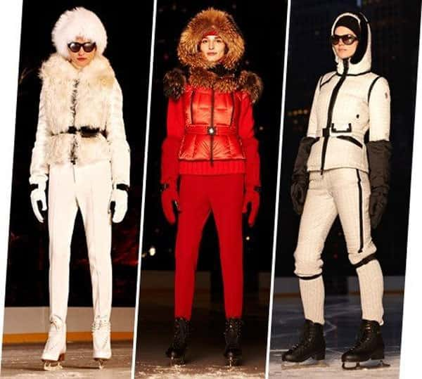 LACOSTE,Defile,Automne,Hiver,2012-2013.-ski-outfits.