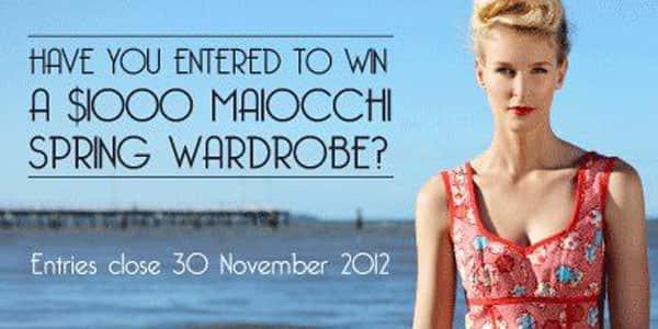 Maiocchi – Floral,Stylish,Vintage Inspired Dresses