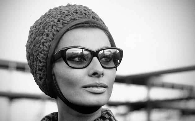 Sophia Loren - La Bella Fashionista