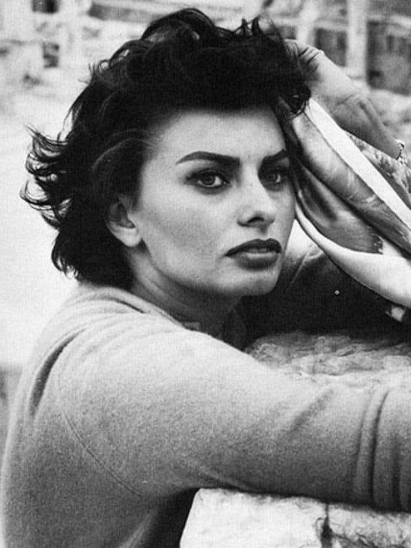 Sophia Loren La Bella Fashionista Amp Fashion Icon