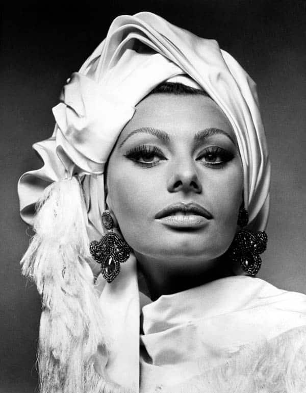 Sophia Loren - La Bella Fashionista (5)