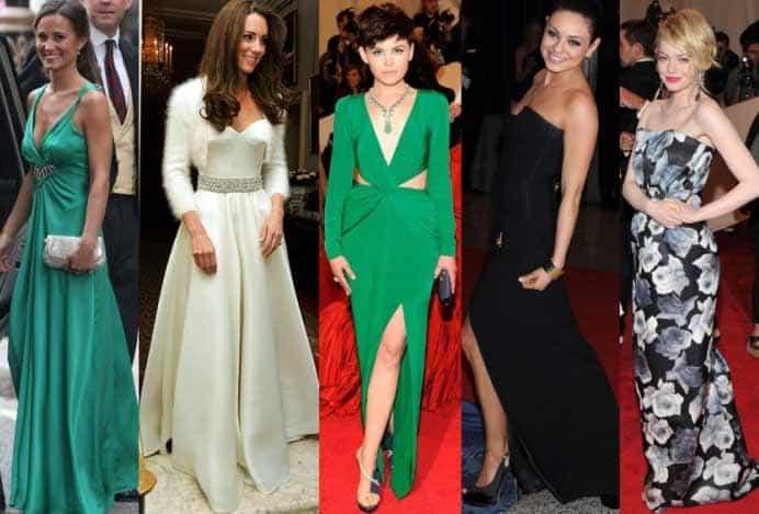 Red Carpet Dresses A Princess Fashion Dream
