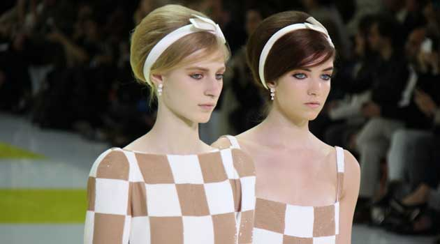 Paris Fashion Week 2013 – Frills, Chiffon, Squares & Chic