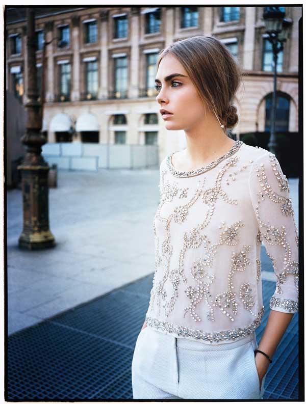 Cara Delevingne - female model 2013
