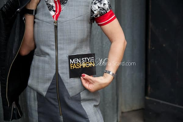 Gracie Opulanza - Wearing Operational Wardrobe & Kristina Goes West