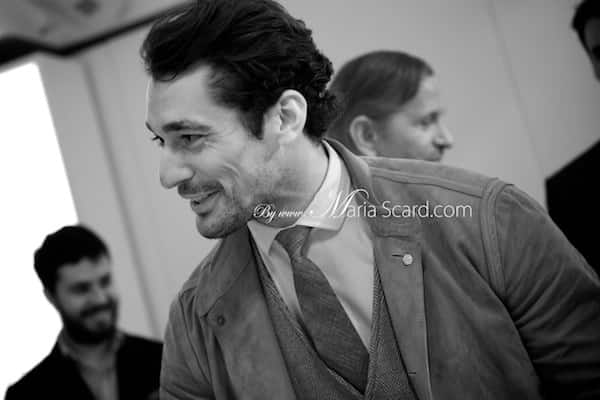 David Gandy - Dolce & Gabbana London Collections:Men 2013