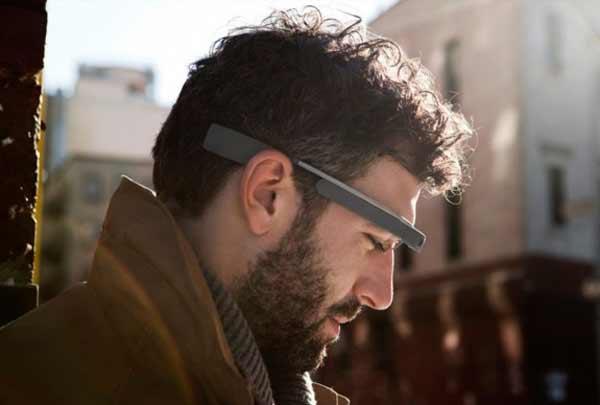 Google Glass camera