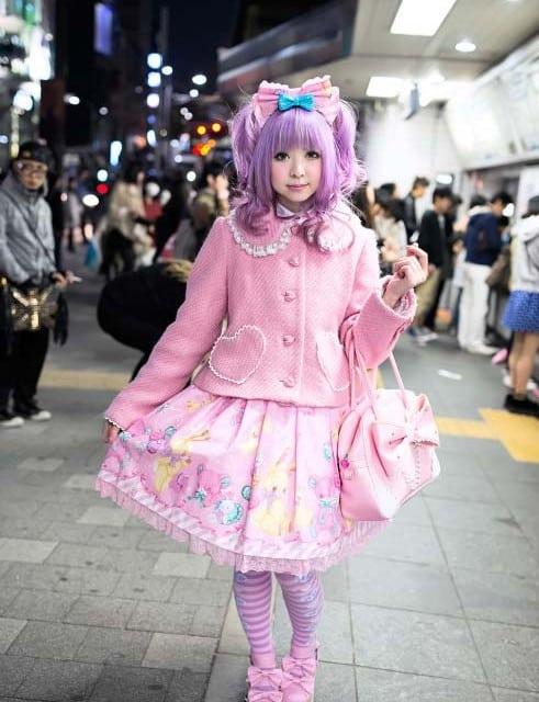 أزياء مهرجان أقيم طوكيو