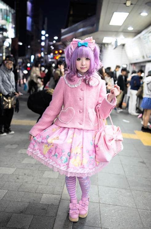 Lolita Fashion Men