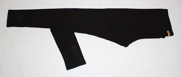 Venus Cow - Black leggings