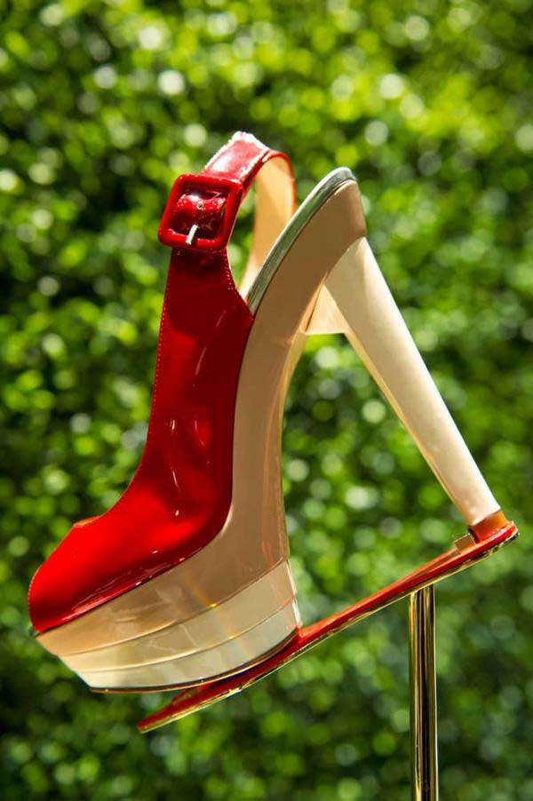 Christian Louboutin - Red sole shoes