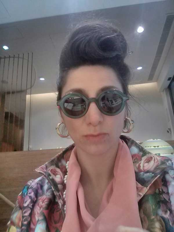 Gracie Opulanza - Barcelona Eyewear