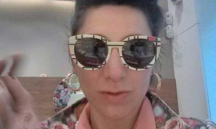 Gracie Opulanza – Eyewear To Wear at 080 Barcelona Fashion
