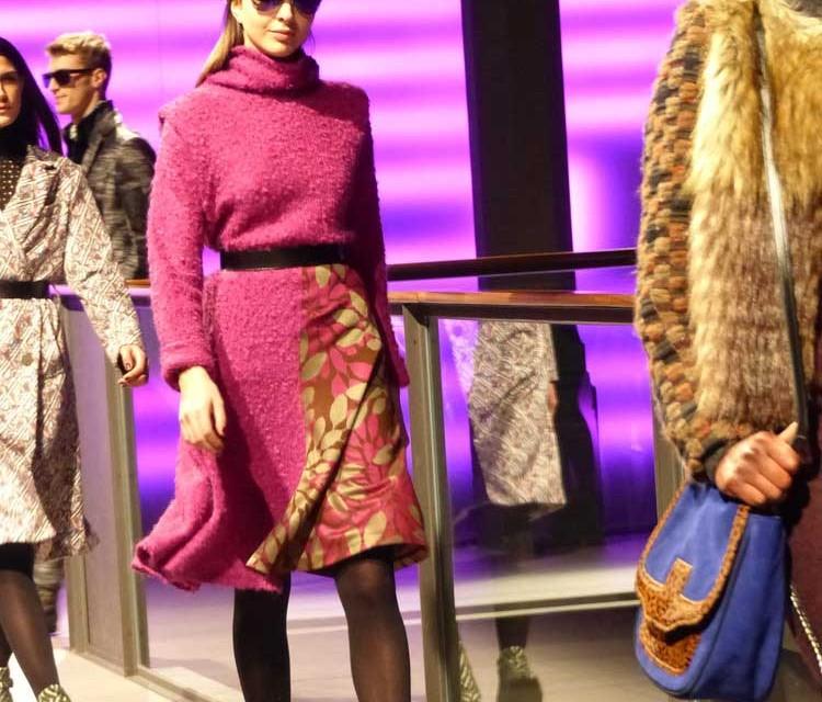 Custo Barcelona – Metallic & Colour Trends For 2014