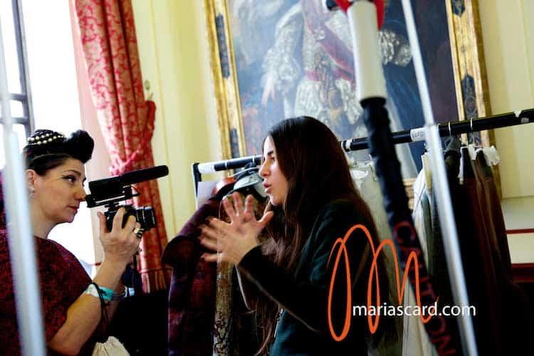 Label M Toni & Guy Backstage London Fashion Week 2014 Womens Hairstyles (21) - Copy