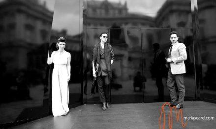Ben Adams – White Dress Worn By Gracie Opulanza