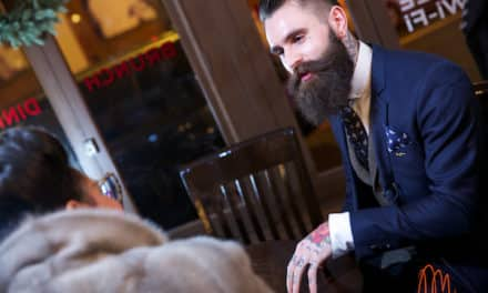 Ricki Hall – Beard & Tattoo Interview For MenStyleFashion